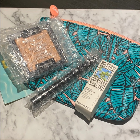 Ipsy bag + 3 products